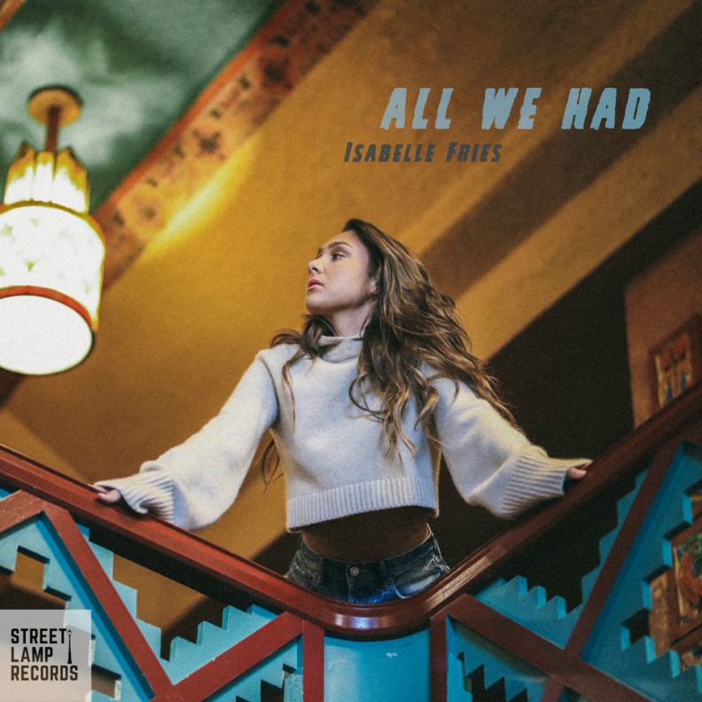All We Had Cover Art By Grace Fries