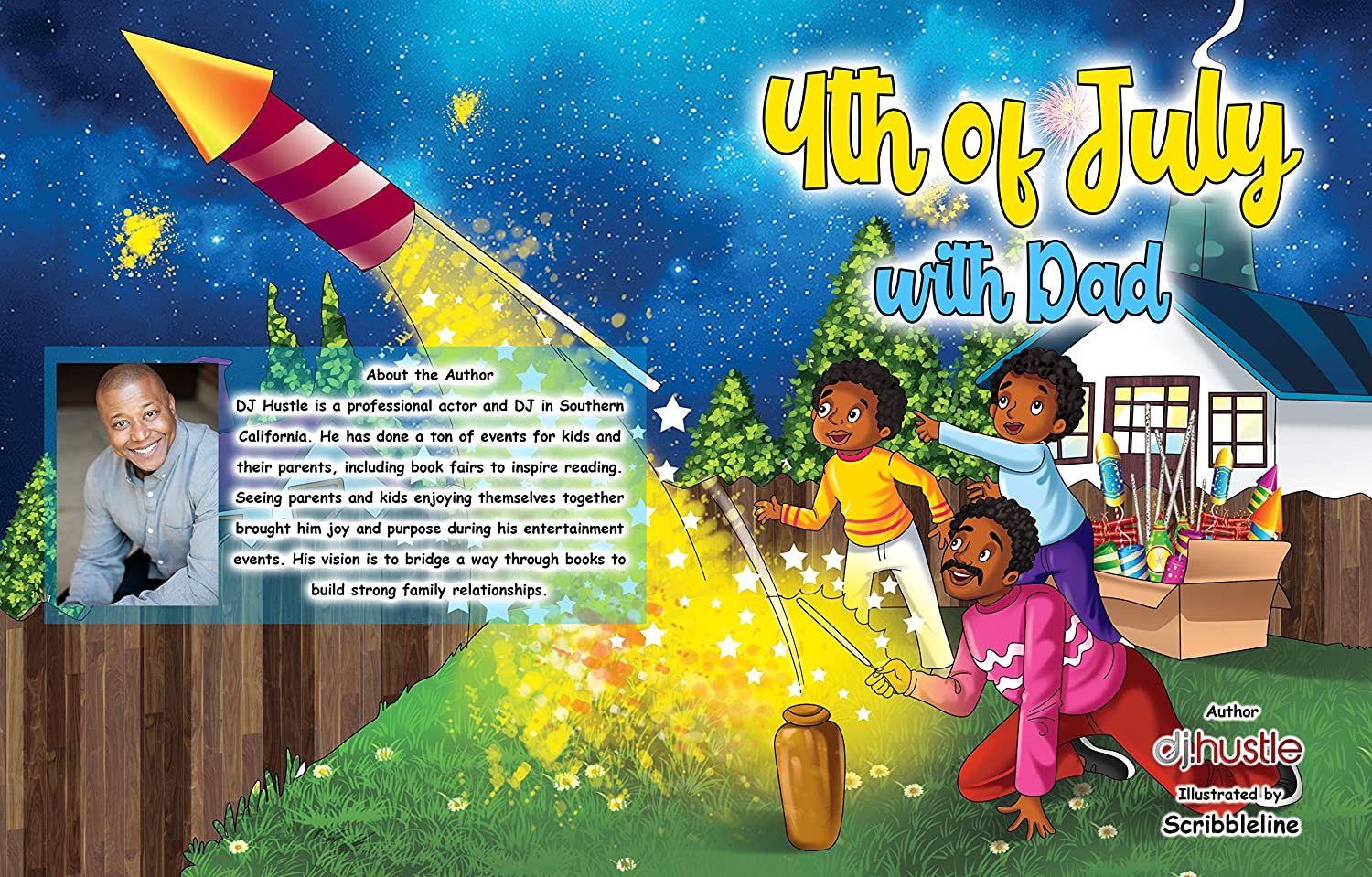 Children's book written by DJ Hustle