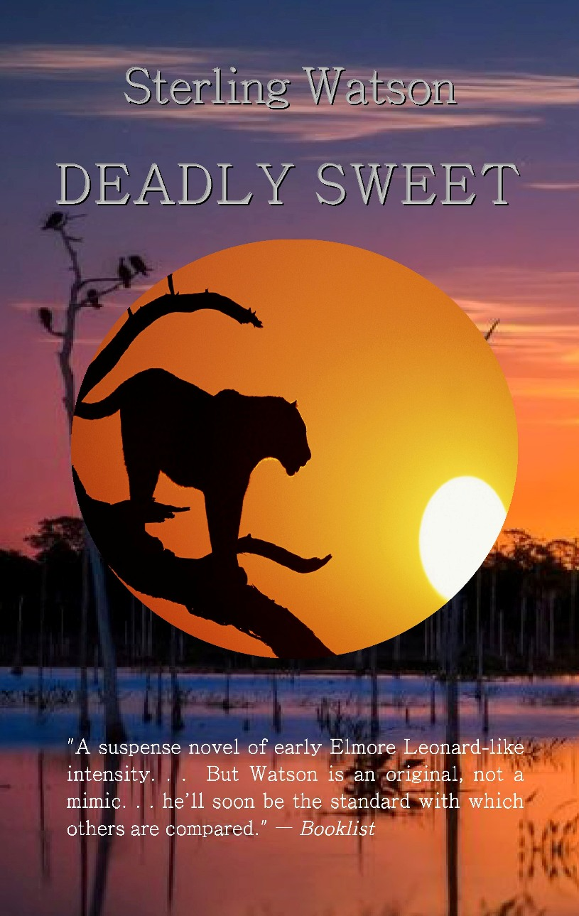 Deadly Sweet by Sterling Watson
