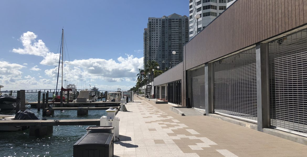 East-Side-of Brickell Bay Boardwalk
