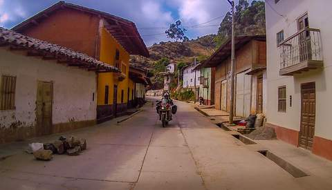 Exciting New Motorcycle Routes and Tours in Northern Peru