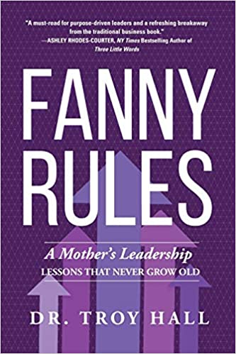 Fanny Rules available on Amazon