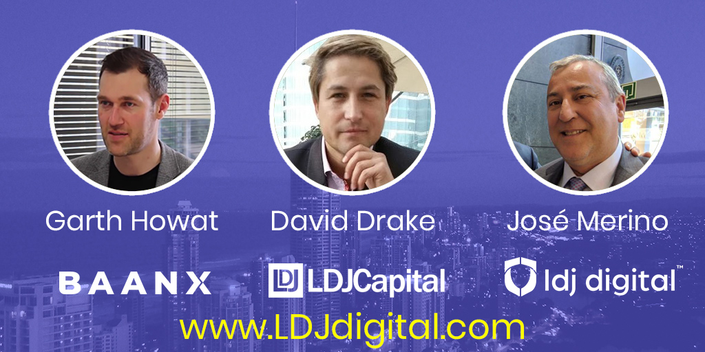 LDJ Digital and Baanx partnership