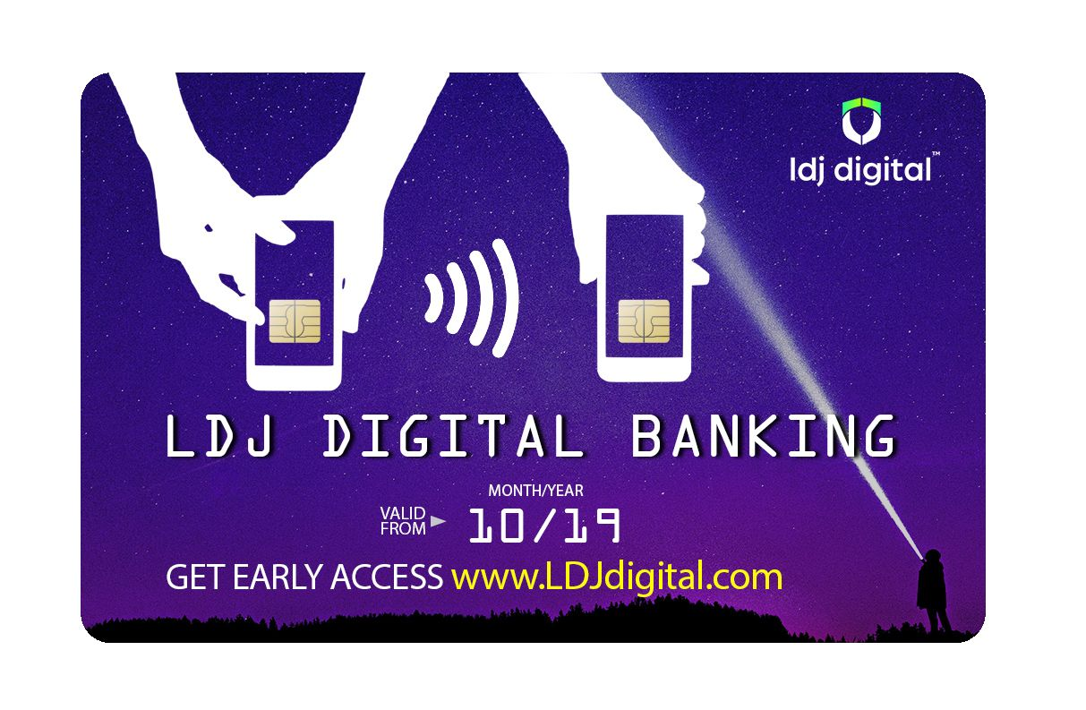LDJ Digital CARD