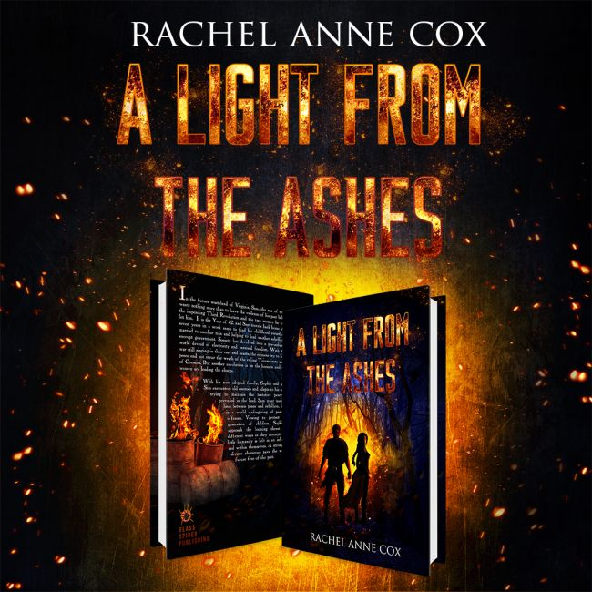 A Light From The Ashes by Rachel Anne Cox