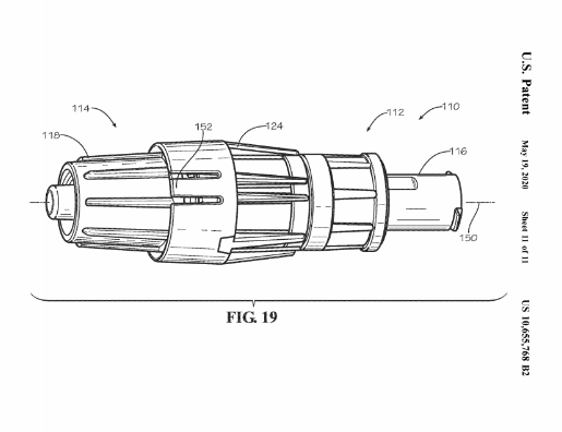 Patent Image Showing Product Design