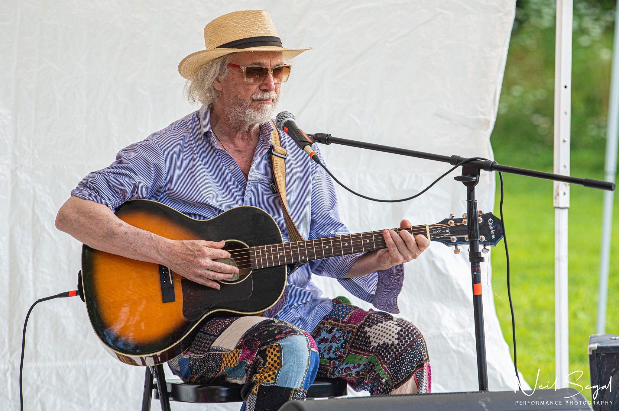 Paul McMahon, Performs at The Colony for Woodstock 50th