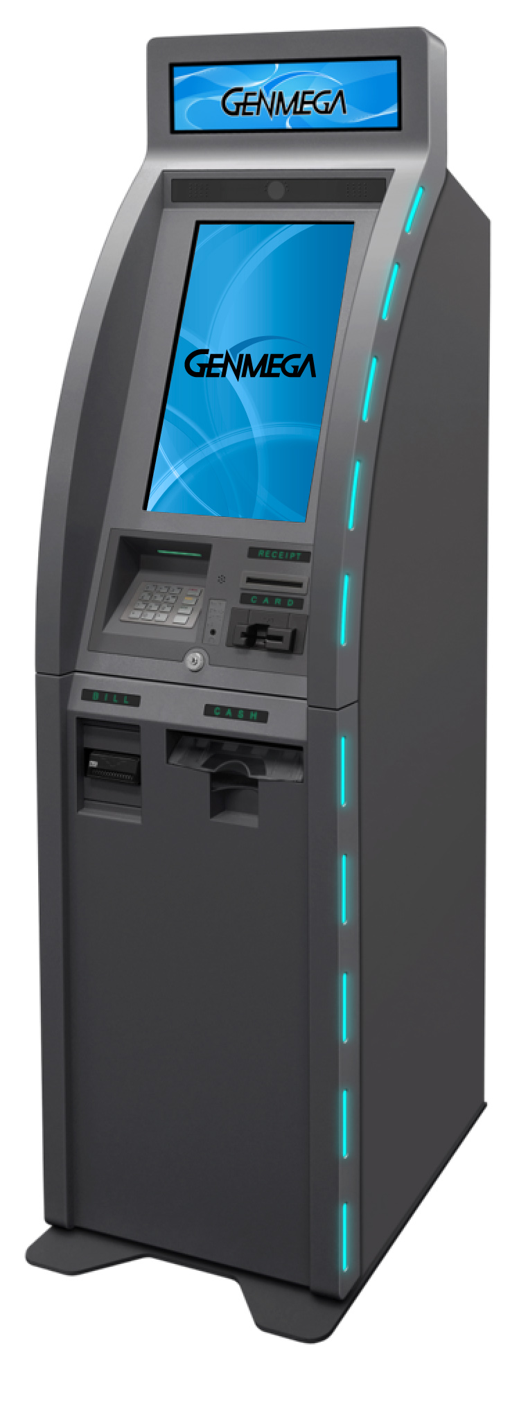 The Universal Kiosk 2 can be used for virtually any self-service payment need