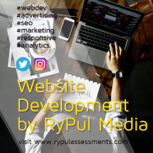 Website Development by Rypul Media